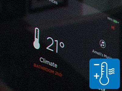 Intelligent climate control