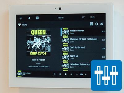 Multi-room Audio and Video
